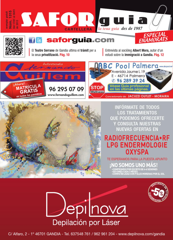 Edici N Del 17 Al 30 De Enero De 2013 By Saforguia Mediaserviocio  # Muebles Casal Tauste