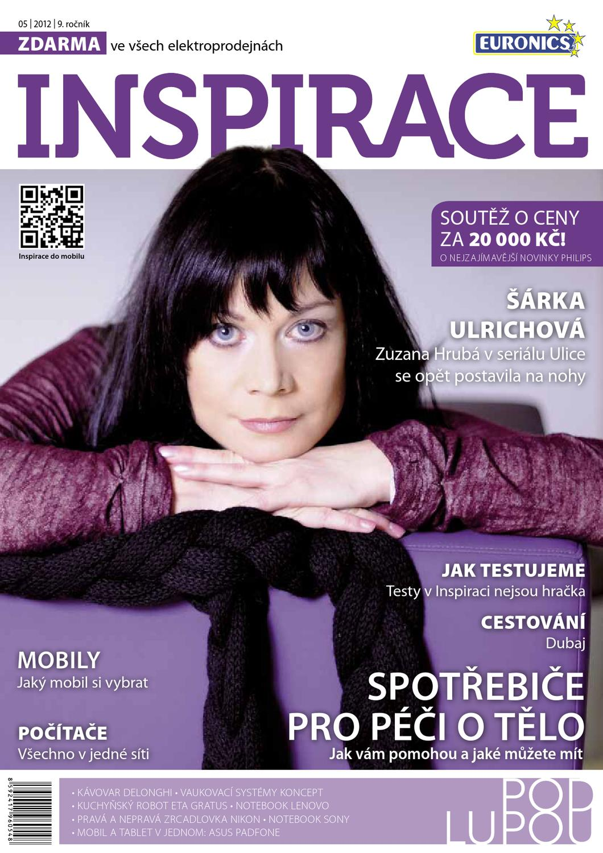 Euronics-Časopis5 2012 by MOTYL MEDIA s.r.o - issuu 3f131414790