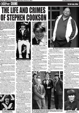 Melbourne Observer  130206T  February 6, 2013  Preview of 'Life And