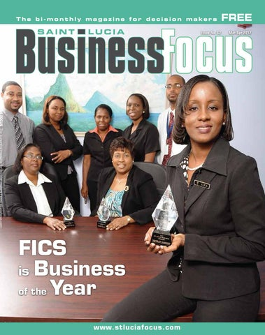 St lucia business focus 62 by ams st lucia issuu page 1 malvernweather Gallery