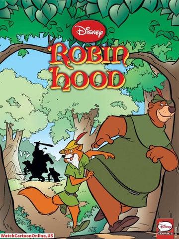 Disney Comics 2010 Robin Hood By Robbert Pet Issuu