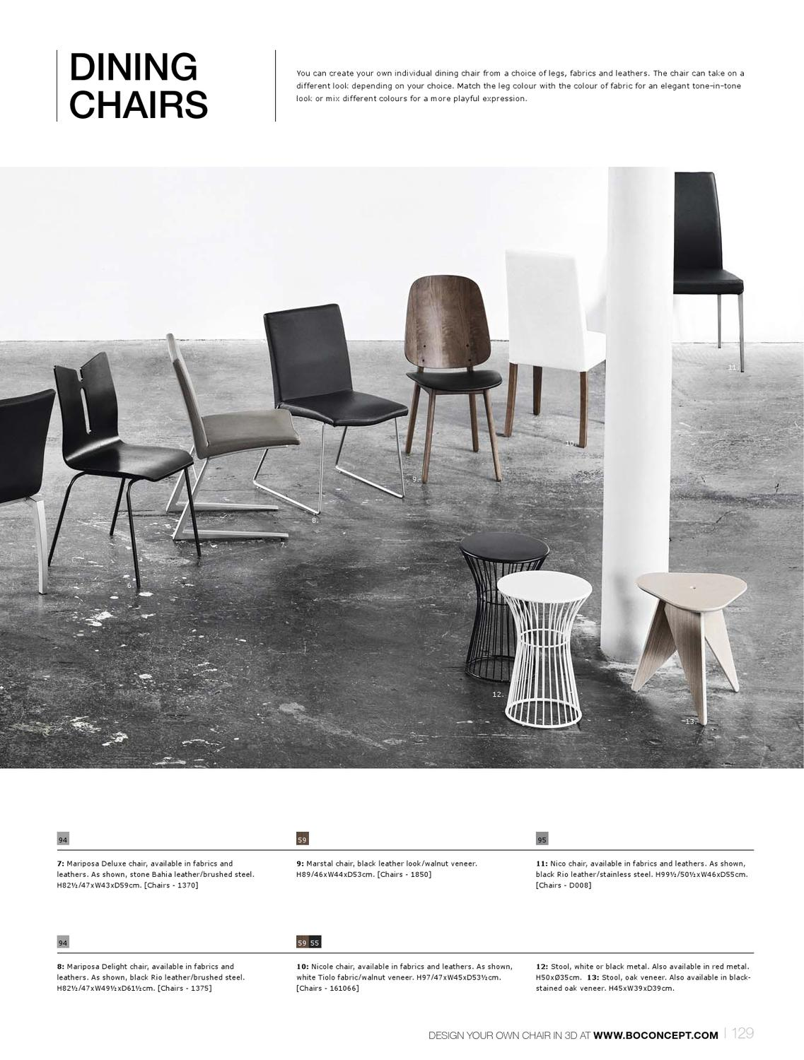 Picture of: Boconcept By Luis Pimienta Issuu