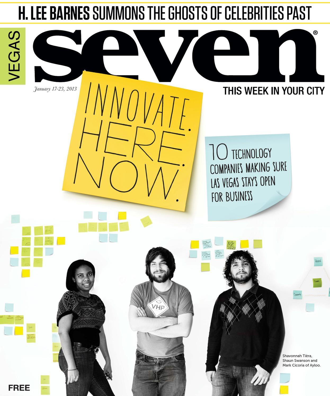 Meet the Startups by Vegas Seven - issuu