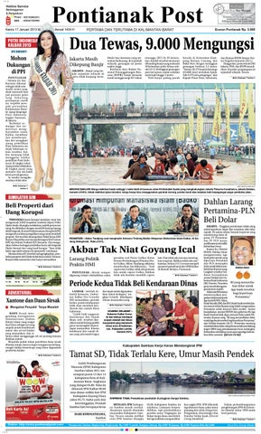 Pontianak Post by Pontianak Post - issuu 4e57131c2f