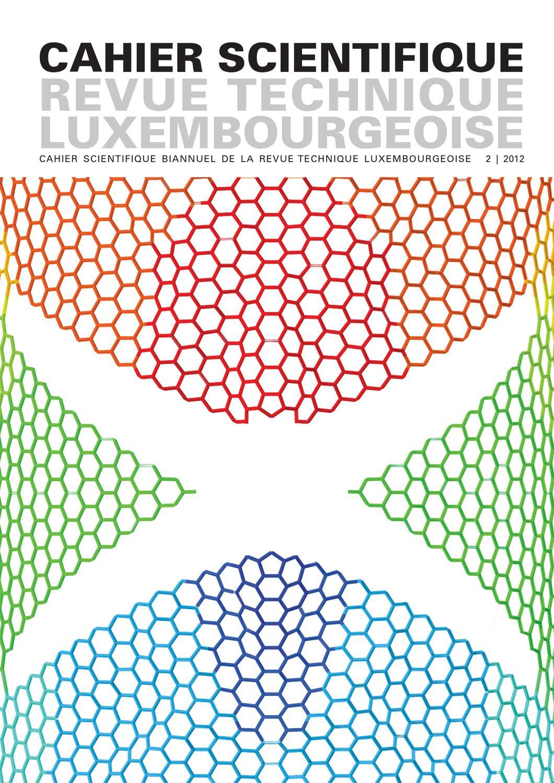 Cahier Scientifique corrigé 02 ¦ 2012 by Revue Technique ...