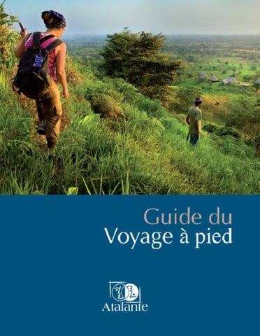 voyage a pied