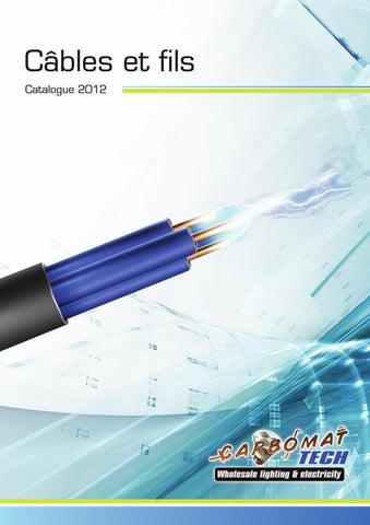 C/âble 3G10-1 Rouleau de 10 m/ètres