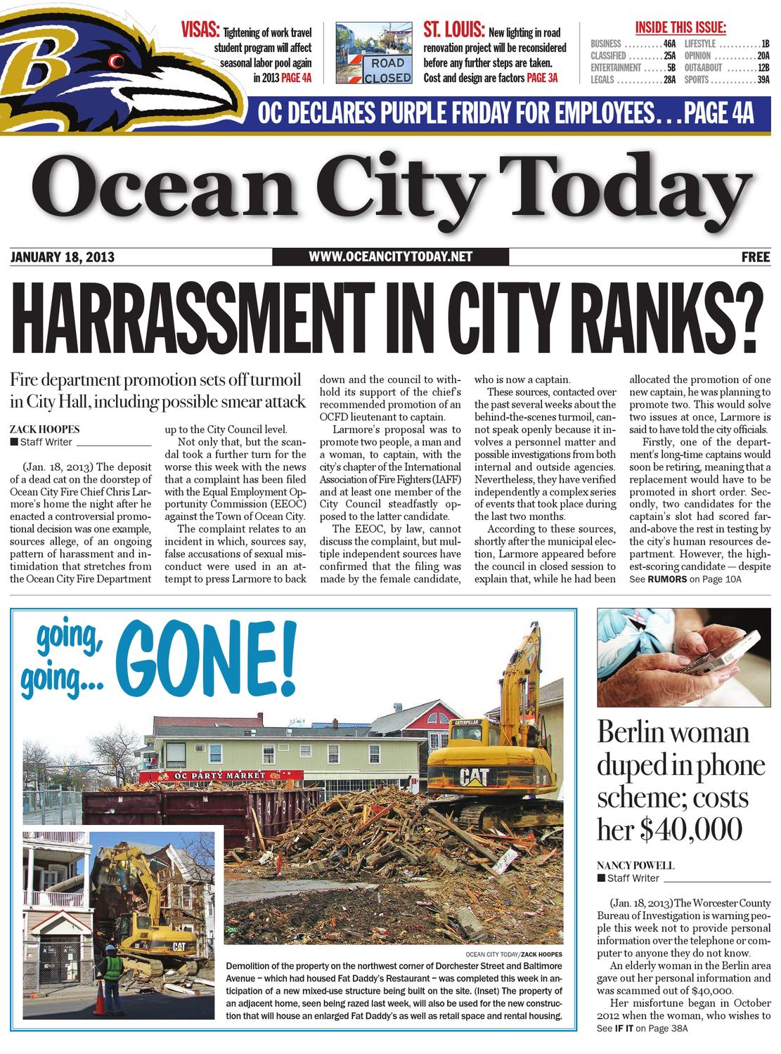 01.18.13 by ocean city today - issuu