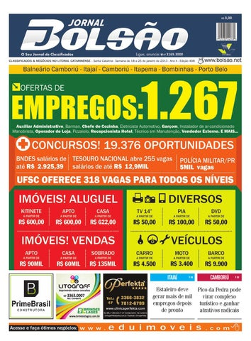 Jornal Bolsão Edição 498 by Bolsão Jornal - issuu bd7d40b5b7