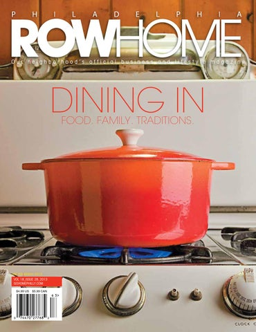 Philadelphia RowHome Magazine By