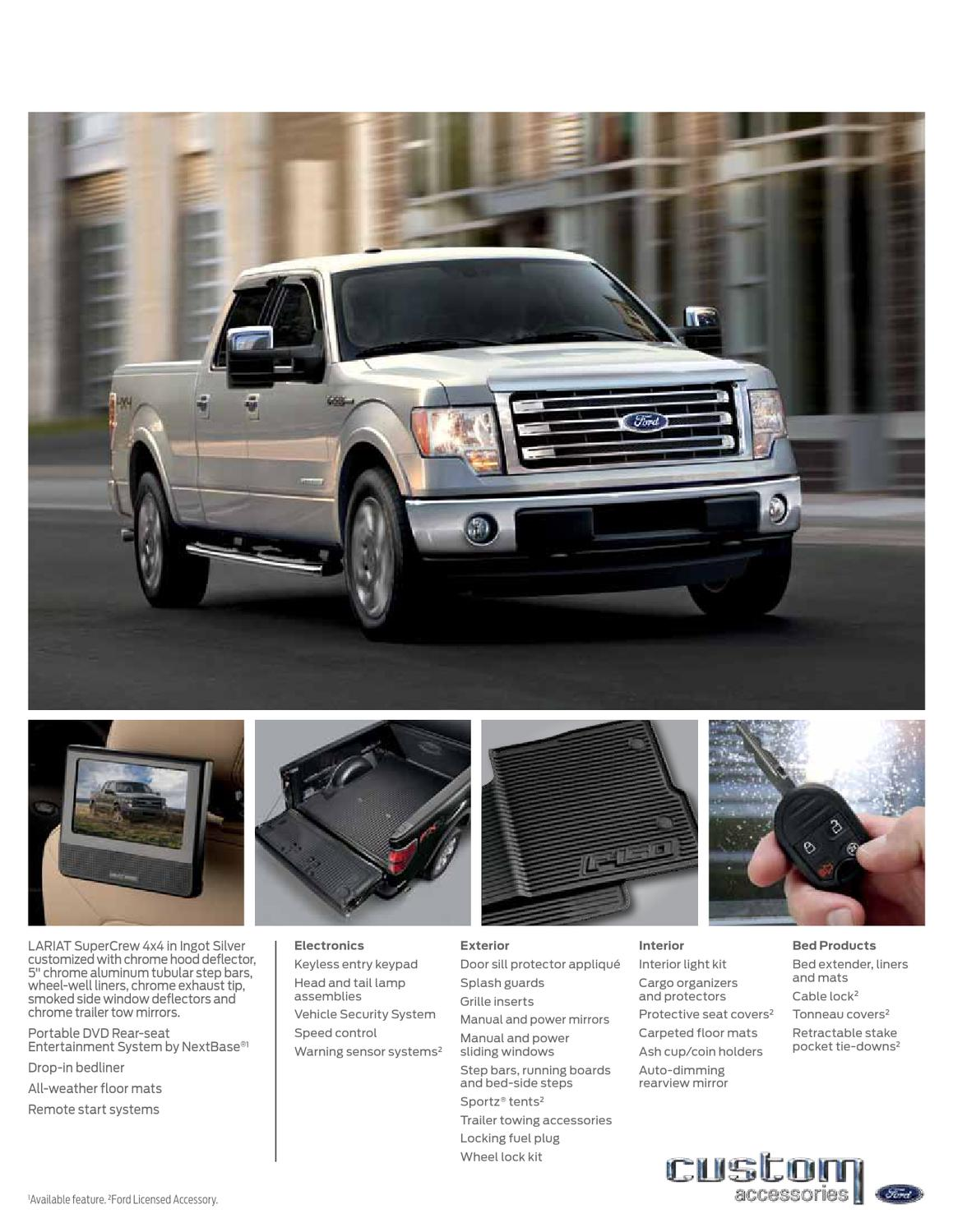 Automotive Interior Accessories Ford OEM Factory Stock Genuine ...