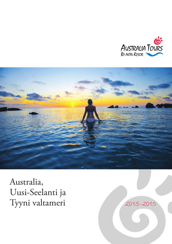 Destination Australia New Zealand Aktiv Resor 2013 2015 By