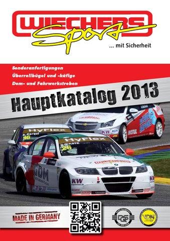 Wiechers Sport 067013 Domstrebe