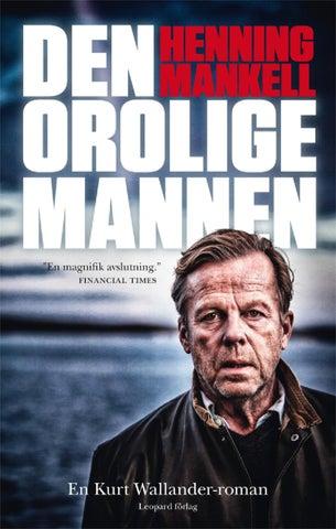 Henning mankell wallander avliden