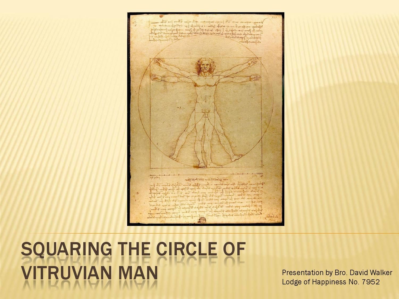 Image result for vitruvian man squaring the circle