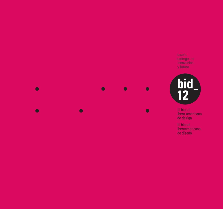 Catálogo BID 2012 by ignacio urbina polo - issuu 01119378011e