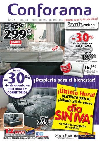 Tiendas conforama en madrid elegant catlogo conforama - Conforama sevilla catalogo ...