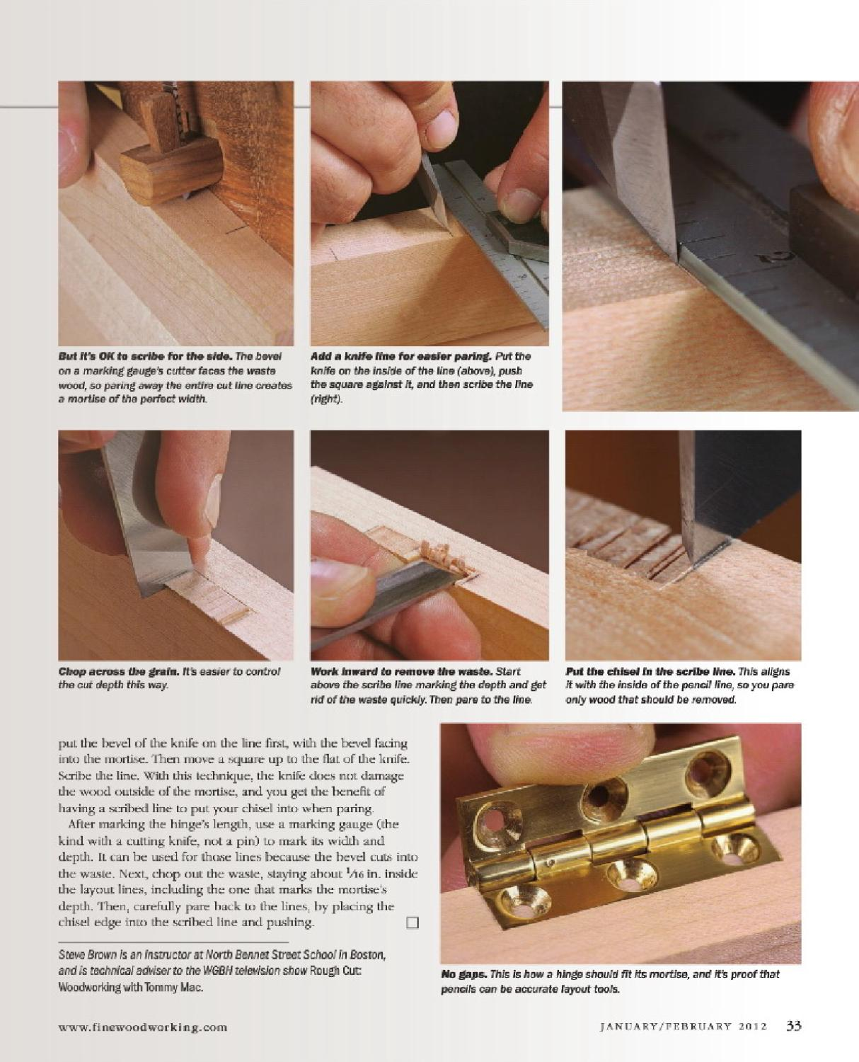 Fine Woodworking 2012 By Nicolas Nicasio Issuu