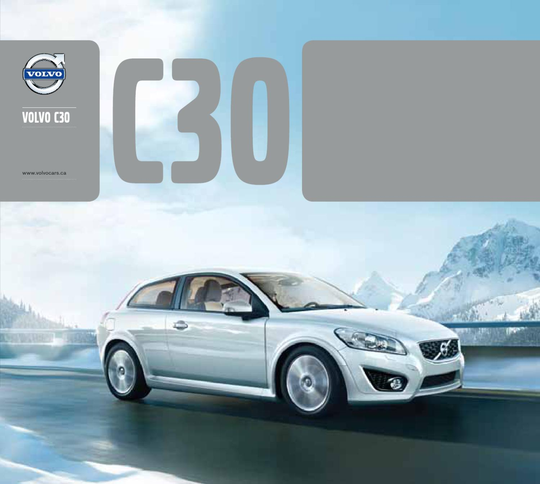 2013 volvo c30 by birchwood automotive group issuu rh issuu com