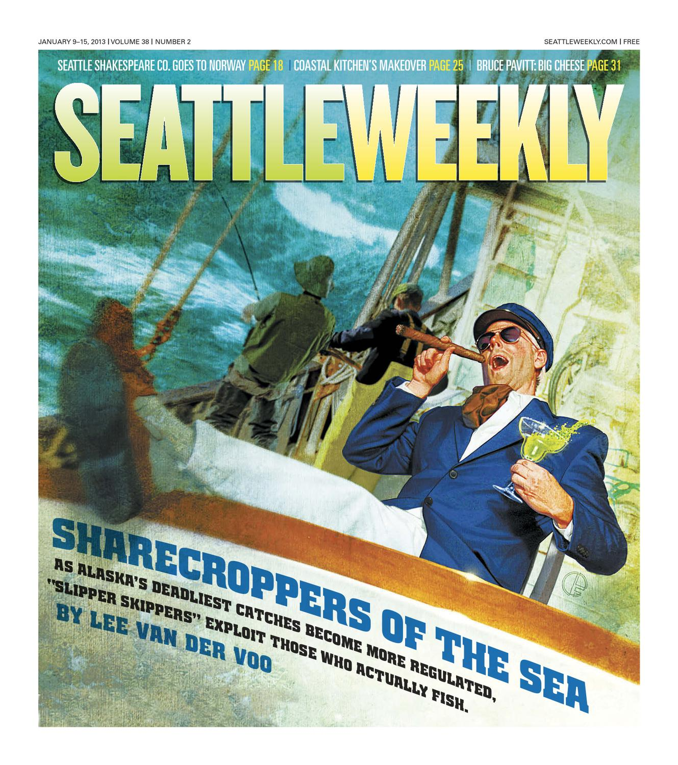 Seattle Weekly, January 09, 2013 by Sound Publishing - issuu