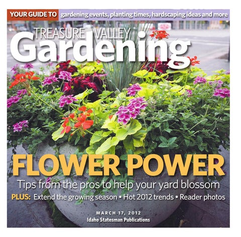Awesome YOUR GUIDE TO Gardening Events, Planting Times, Hardscaping Ideas And More