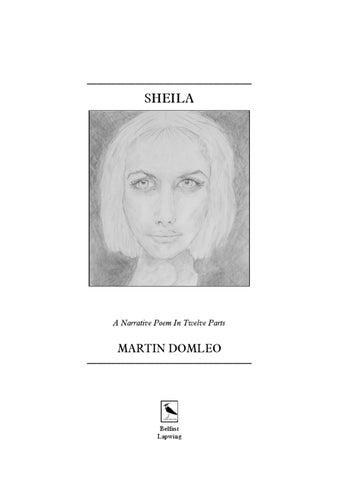 Sheila A Narrative Poem In 12 Parts By Dennis Greig Issuu