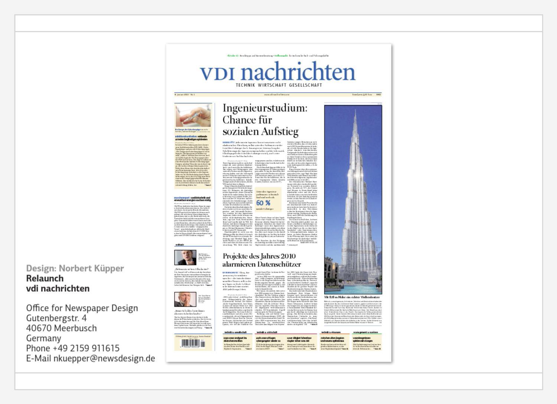 vdi nachrichten E 2013 by Norbert Kuepper - issuu