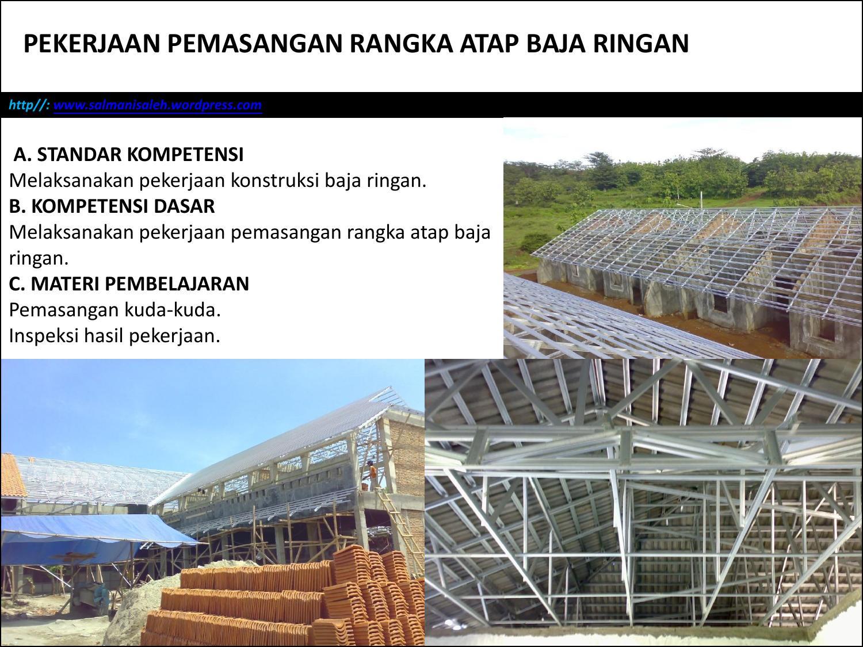 Konstruksi Baja Ringan 2 By Bursa Arsitektur Issuu