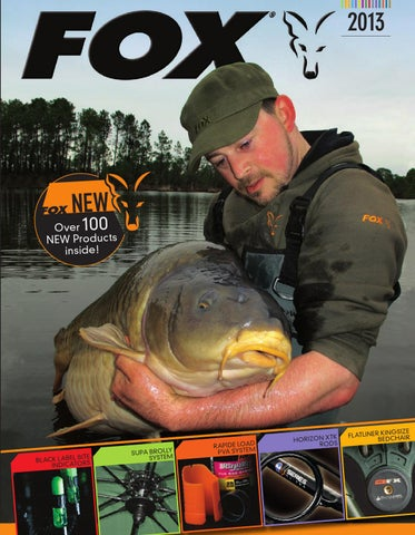 eef6b6a077 FOX Carp 2017 UK by FOX International Limited - issuu