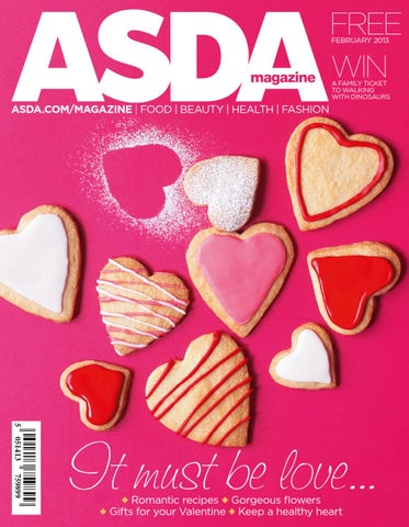 Asda magazine february 2013 by asda issuu page 1 solutioingenieria Images