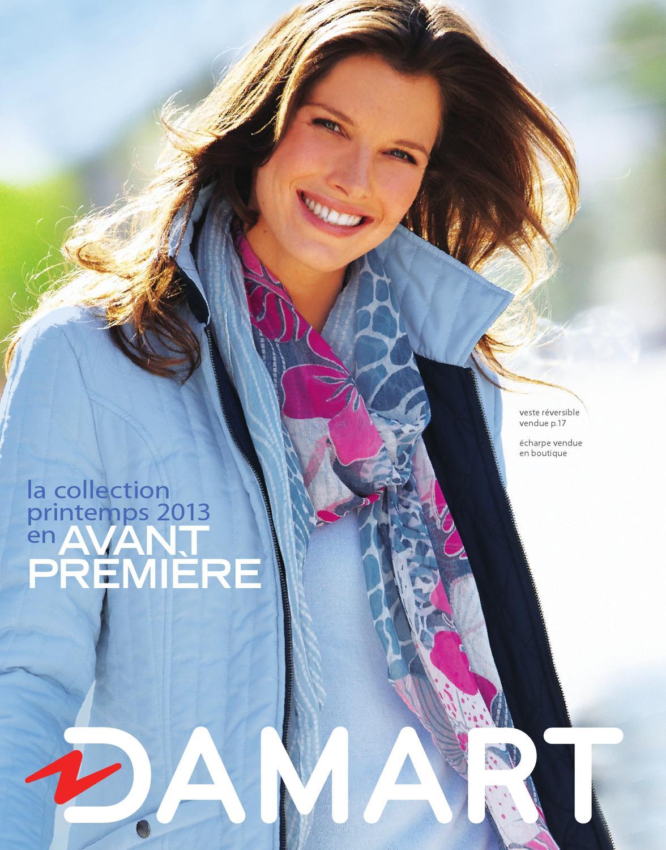 DAMART - Avant Première - Janvier 2013 by Damart - issuu c34970e380f
