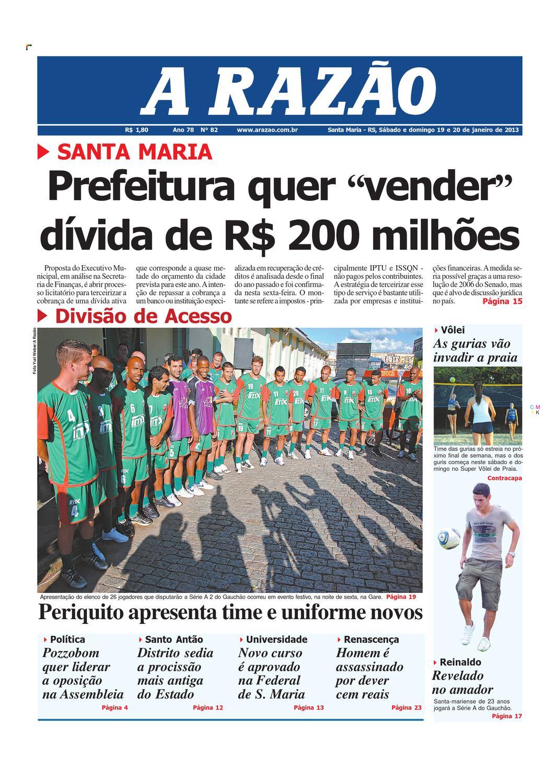 Jornal A Razão by Jornal A Razão - issuu a6bca268bf48a