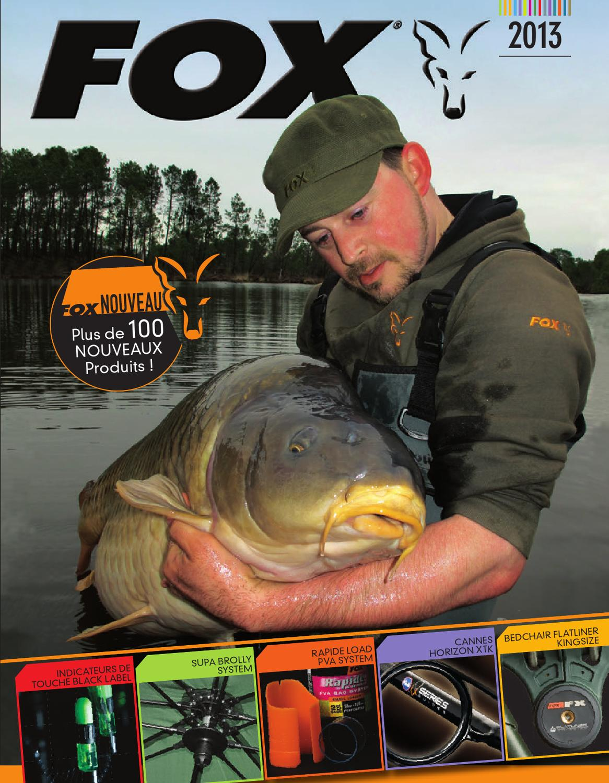 Fox Bords Zig Float Kit Pêche À La Carpe Tackle