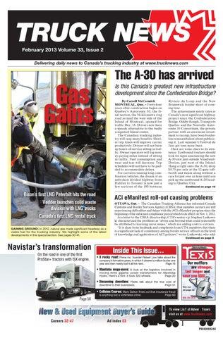 Truck News February 2013 by Annex Business Media - issuu