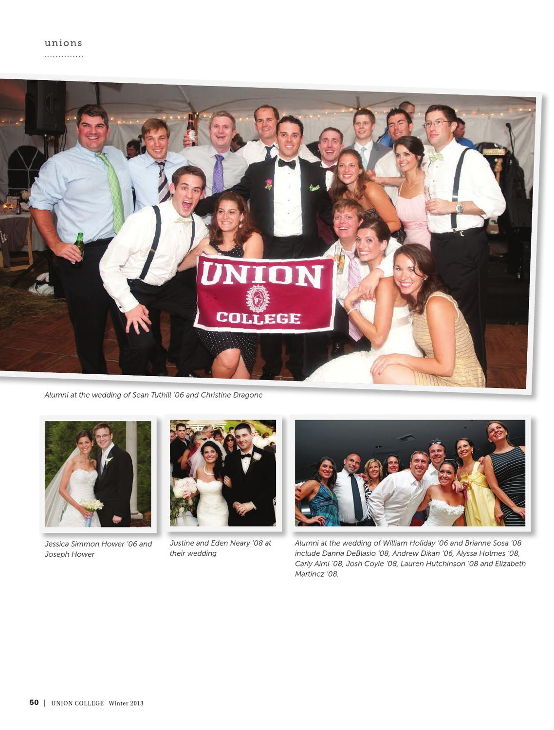 Union College Winter 2013 by Union College - issuu