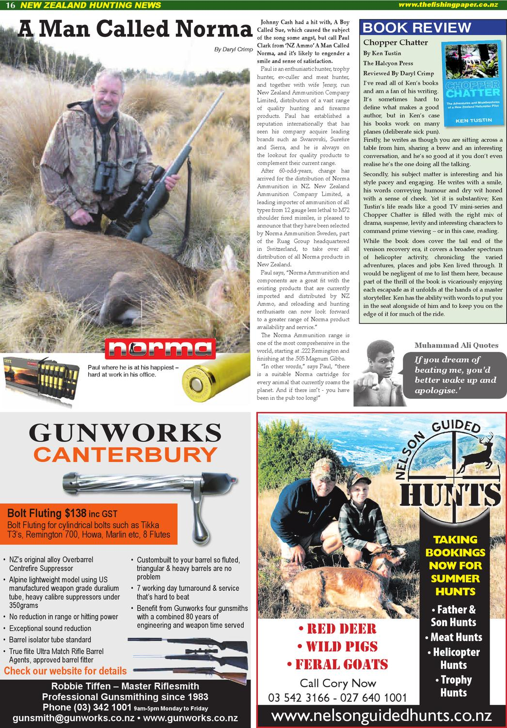 Issue 87 The Fishing Paper by The Fishing Paper - issuu