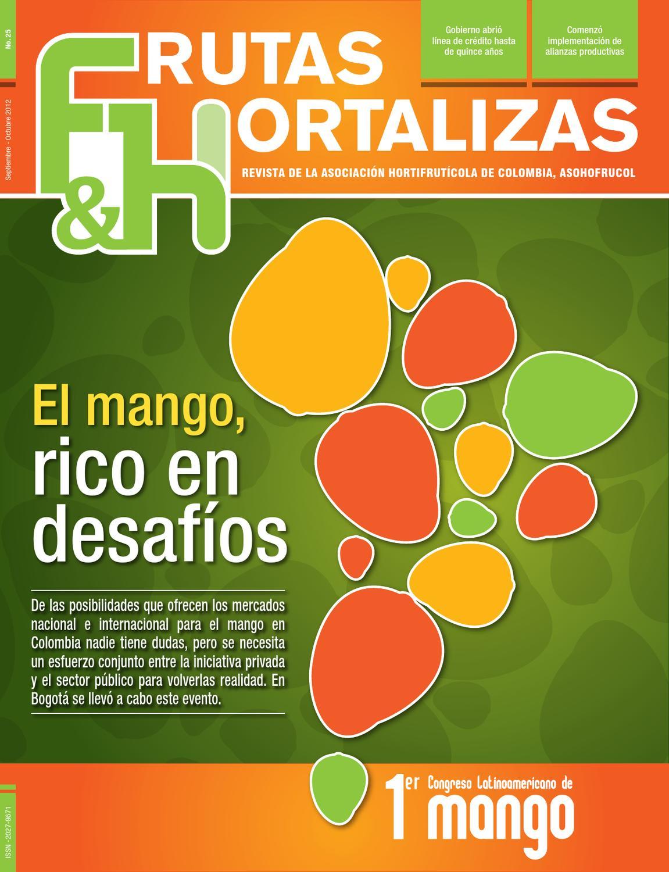Frutas hortalizas edici n 25 by asohofrucol issuu for Asociacion de hortalizas