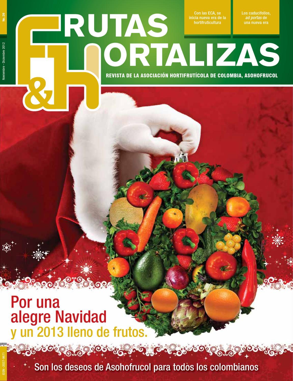 Frutas hortalizas edici n 26 by asohofrucol issuu for Asociacion de hortalizas