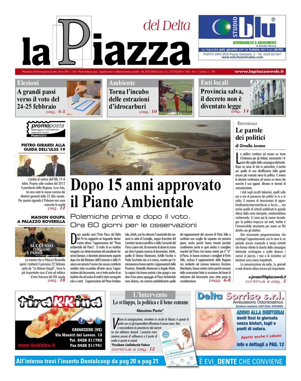 La Piazza del Delta - 2012dic n156 by lapiazza give emotions - issuu 2a9533768db