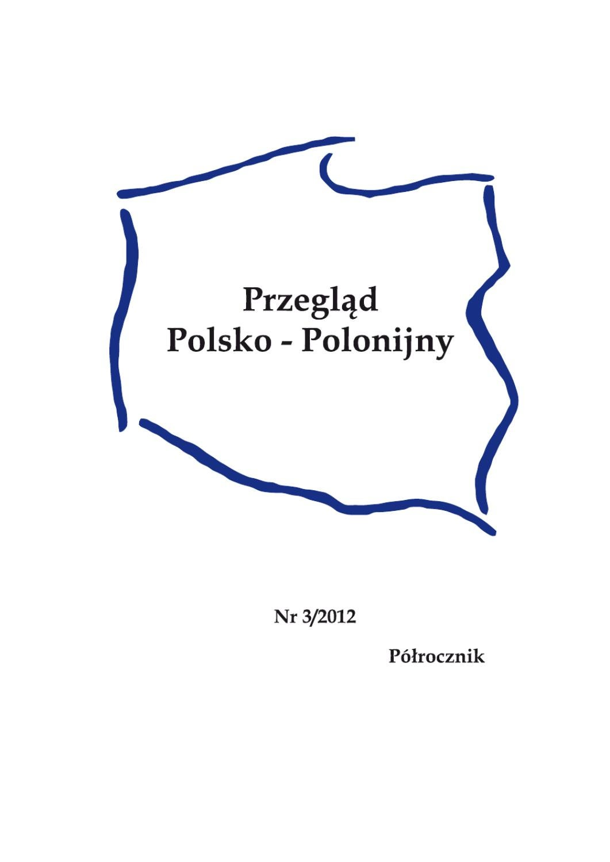Poland Polonia Review By Krzysztof Wasilewski Issuu