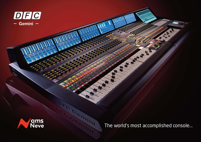 AMS Neve DFC Gemini Brochure b...