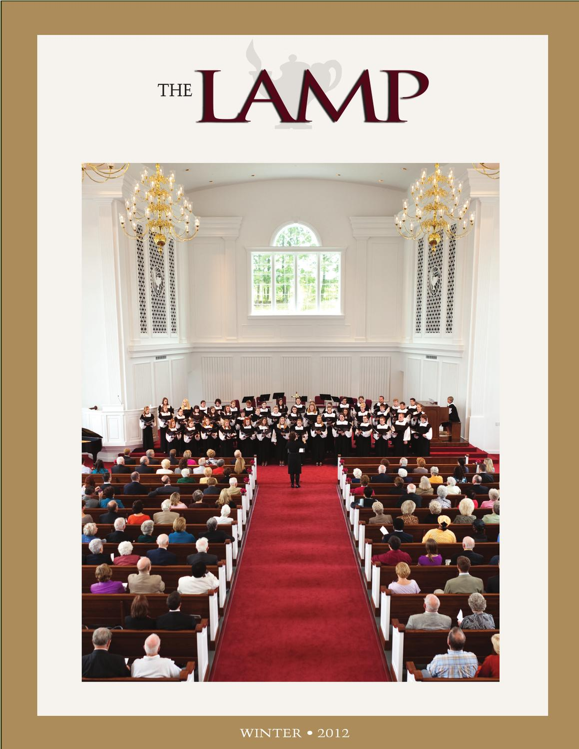 The Lamp by Waynesburg University - issuu
