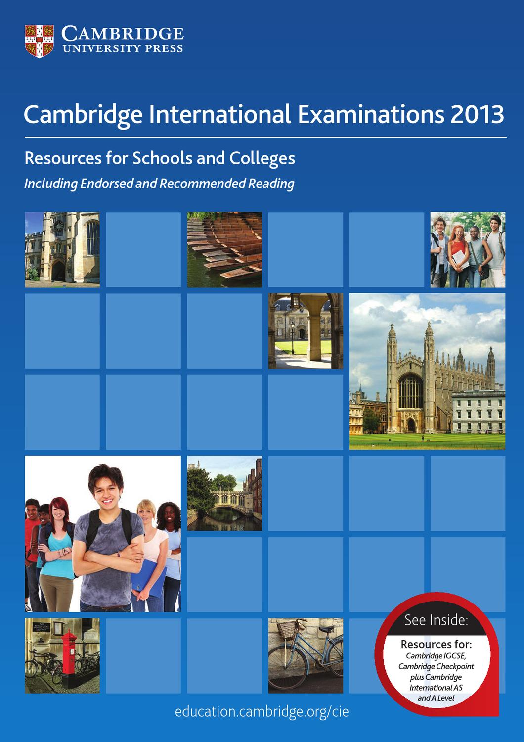 sociology and cambridge international examinations This fresh set of resources for cambridge igcse sociology syllabus  cambridge international book centre  examinations ~ cambridge english exam booster for.