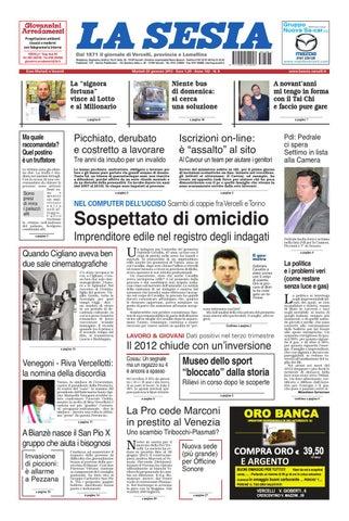 By 22 Edizione 2013 01 Lasesia Vercelli Del Issuu ARj543L