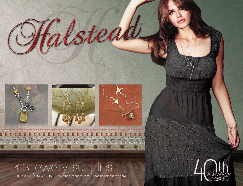 e5828e1e4 Halstead 2013 Catalog by Halstead Bead - issuu