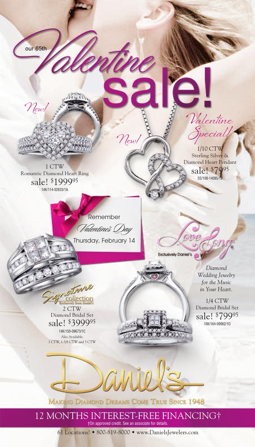 Our 65th Valentine Sale By Daniel S Jewelers Issuu