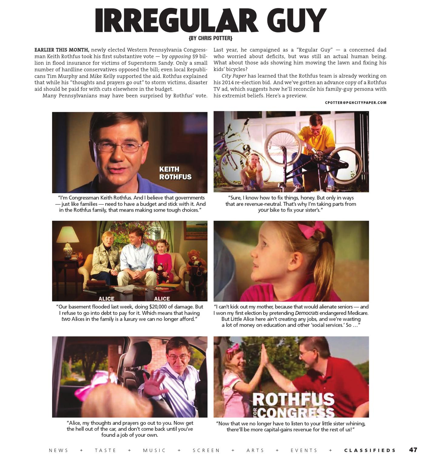 January 23, 2013 by Pittsburgh City Paper - issuu