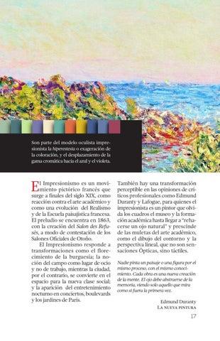 El color en la Historia del arte by Ana Guerrero - issuu