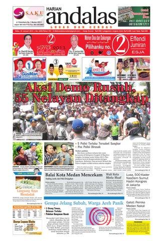 epaper andalas edisi rabu 23 januari 2013 by media andalas - issuu 9818f5b05f