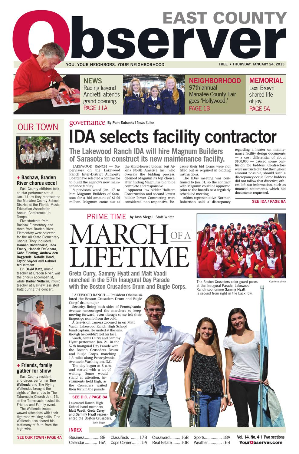 East County Observer 01.24.13 by The Observer Group Inc. - issuu